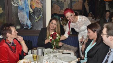 Hochzeitfeier in Hannover im griechischem Restaurant (Hochzeit_0276.JPG)